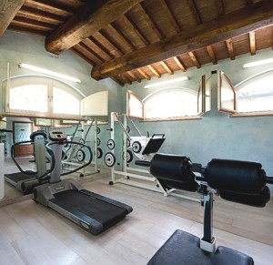 Sarna Residence - Fully-Equipped Gym